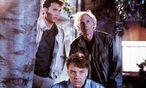 Rick Ducommun (unten) mit Tom Hanks und Bruce Dern im Film