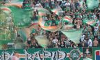 SOCCER - BL, Rapid vs Ried / Bild: (c) GEPA pictures (GEPA pictures/ Christian Ort)