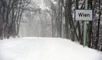 Winter in Wien / Bild: Die Presse