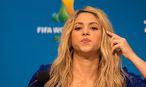 Shakira / Bild: GEPA pictures
