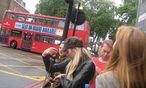 Holgers  London: Alles voller Girls? / Bild: (c) Beigestellt