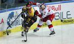 Salzburg gegen Capitals / Bild: GEPA pictures