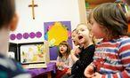 Symbolbild Kindergarten / Bild: (c) Die Presse (Clemens Fabry)