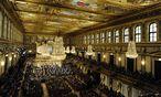 GENERALPROBE NEUJAHRSKONZERT 2012 / Bild: APA/ANDREAS PESSENLEHNER