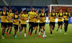 Borussia Dortmund machte sich mit dem 4:1-Sieg in Shanghai gegen Man United asiatische Freunde. / Bild: (c) REUTERS (THOMAS PETER)