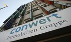 The headquarters of Austrian properties group Conwert  / Bild: REUTERS