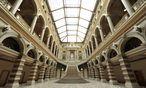 Oberster Gerichtshof und Oberlandesgericht Wien sitzen im Justizpalast. Aber nur OGH-Entscheidungen stehen vollzählig im Web. / Bild: (c) Die Presse (Clemens Fabry)