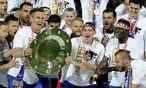 St. Pölten versucht sich nächste Saison in der Bundesliga. / Bild: (c) APA/HERBERT PFARRHOFER (HERBERT PFARRHOFER)