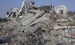 Trümmerlandschaft im Osten von Gaza-Stadt / Bild: REUTERS
