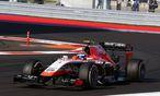 Max Chilton im Marussia / Bild: GEPA pictures