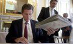 Minister Karlheinz Töchterle (ÖVP) / Bild: (c) APA/GEORG HOCHMUTH (GEORG HOCHMUTH)