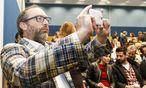 Jimmy Wales/ Gründer von Wikipedia / Bild: (c) imago/Fotoarena (imago stock&people)
