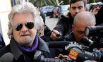 Beppe Grillo / Bild: EPA (GIORGIO PEROTTINO)