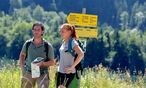 Wanderndes Paar / Bild: APA/BARBARA GINDL