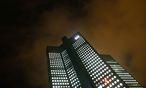 Da braut sich etwas zusammen: Die Lage der Deutschen Bank hat sich zuletzt stark verdüstert. / Bild: REUTERS