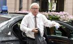 """EU-Kommissionspräsident Jean-Claude Juncker: """"Ich bin nicht müde und auch nicht krank."""" / Bild: REUTERS"""