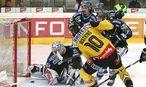 Capitals gegen Linz / Bild: GEPA pictures
