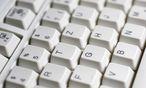 Computer-Tastatur  / Bild: www.BilderBox.com