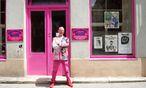 Nick Treadwell eröffnet gerade in der Großen Neugasse seine Galerie, die erste Ausstellung startet Ende September.  / Bild: Die Presse/Clemes Fabry