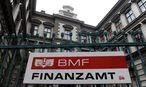 Nicht überall, wo BMF draufsteht ist auch BMF drin. / Bild: Die Presse (Michaela Bruckberger)