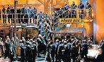 Goetterdaemmerung Grosse Klangsprache kleines / Bild: (c) Bayreuther Festspiele (Enrico Nawrath)