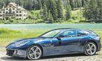 Ein Supercar, das vier Personen Luxus, Allradantrieb, reichlich Platz und dazu noch schwindelerregende Performance bietet: Ferrari GTC4 Lusso.  / Bild: (c) Giuseppe Barzoni