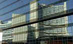 Die Wiener UNO-City könnte vom nahen IZD-Tower aus durch den US-Geheimdienst NSA ausspioniert werden. / Bild: (c) Clemens Fabry/Die Presse