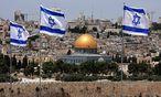 Symbolbild: Felsendom in Jerusalem / Bild: imago/UPI Photo