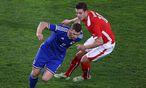 Wimmer bei einem Einsatz im Nationalteam / Bild: GEPA pictures