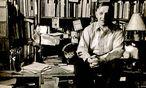 Künstler,  Architekt, Bühnenbildner: Friedrich Kiesler übersiedelte 1925 von Wien nach New York. / Bild: (c) Friedrich und Lilian Kiesler Stiftung Wien
