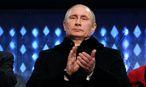 OLYMPIA - Olympische Spiele 2014 - Putin / Bild: (c) GEPA pictures