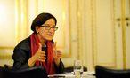 Archivbild: Innenministerin Johanna Mikl-Leitner / Bild: Clemens Fabry / Die Presse