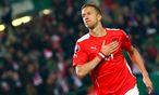 Marc Janko war mit sieben Treffern der erfolgreichste österreichische Torjäger in der EM-Qualifikation.   / Bild: Sebastian Pucher / EXPA / picturedesk.com