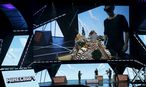 Livepräsentation der Hololens / Bild: REUTERS