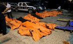 Ertrunkene Flüchtlinge / Bild: REUTERS
