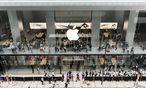 Apple in China nicht mehr Marktführer / Bild: Bloomberg