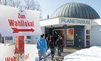 Wahllokal Klagenfurt / Bild: APA/GERT EGGENBERGER