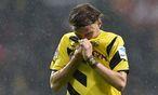 Dortmund im Regen / Bild: APA/EPA/CARMEN JASPERSEN