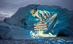 """""""Titanic""""-Gedenken erreicht am Jahrestag des Untergangs Höhepunkt  / Bild: (c) EPA (Michael Kessler / Ho)"""
