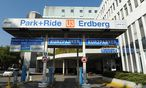 Park & Ride-Anlage in Erdberg / Bild: (c) Die Presse (Michaela Bruckberger)