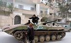 Kämpfe in Syrien / Bild: REUTERS