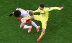 Salzburg gegen Villarreal / Bild: GEPA pictures