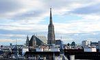 Archivbild: Die Wiener Innenstadt mit dem Stephansdom / Bild: Clemens Fabry / Die Presse