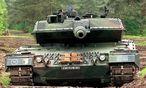 Leopard-Panzer der Bundeswehr auf einem Archivbild / Bild: EPA