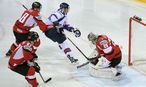 EISHOCKEY: WM / GRUPPE H IN HELSINKI: OeSTERREICH - SLOWAKEI / Bild: APA/HELMUT FOHRINGER
