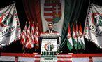 Vom Islamversteher zum Islamkritiker: Gábor Vona, Chef der rechtsextremen Partei Jobbik.  / Bild: (c) ATTILA KOVACS / EPA / picturedesk