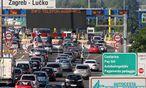 Kroatien überlegt Einführung von Autobahnvignette / Bild: (c) imago/Pixsell (imago stock&people)