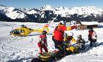 Themenbild: Skiunfälle / Bild: (c) APA/GEORG HOCHMUTH