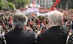 Prater Maifest / Bild: (c) APA/HANS PUNZ (HANS PUNZ)