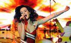Die bestbezahlte Frau im Showbusiness: Katy Perry.  / Bild: (c) APA/HERBERT PFARRHOFER
